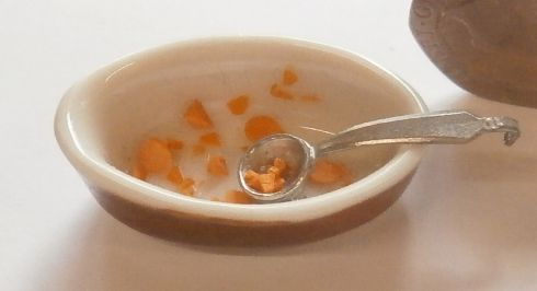 """""""Dirty"""" Dish of Carrots"""