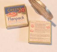 Green's Flanpack