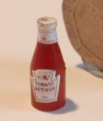 Bottle Heinz Tomato Ketchup
