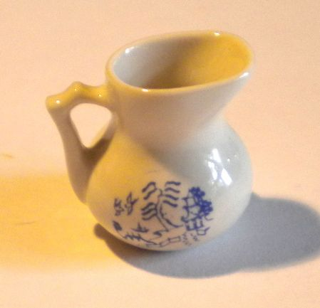 Bedroom Jug - Blue