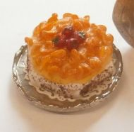 Orange Gateau