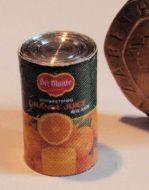 Orange Juice Tin