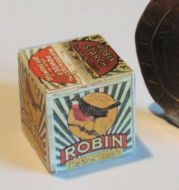 Robin Starch Box