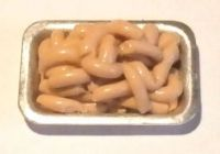 Tray of Sausages