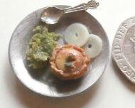 Mutton Pie Plate
