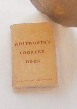 Whitworth's Cookery Book
