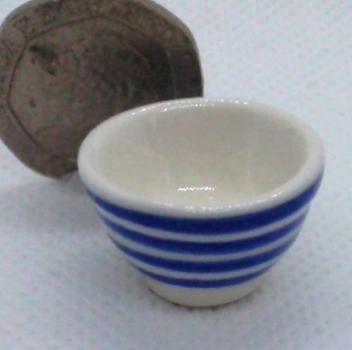 Blue & White Bowl - Medium