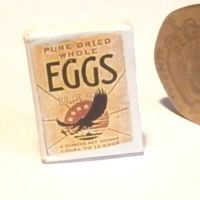 Packet of Dried Eggs