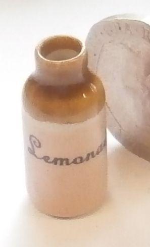 Georgian  Lemonade Bottle