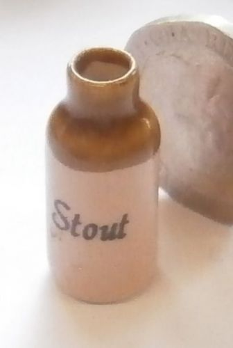 Georgian  Stout Bottle