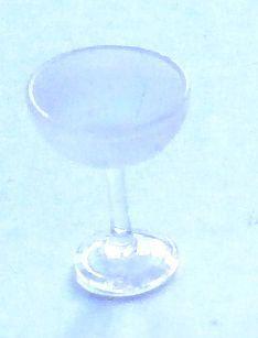 Individual Champagne Glass