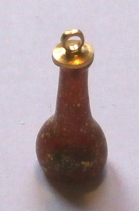 Venetian Glass Flask