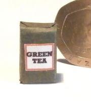 Packet of Green Tea