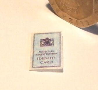 I. D. Card 2