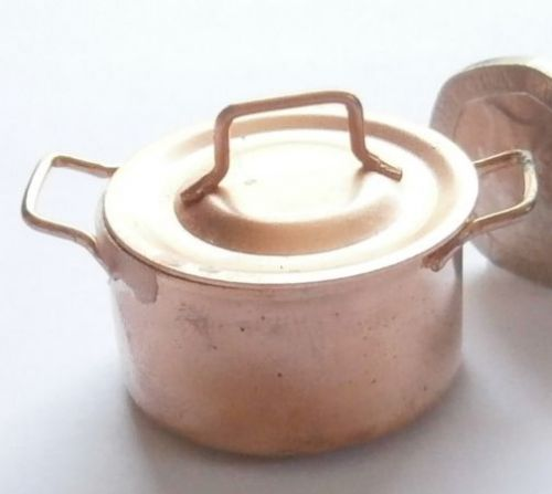Copper Casserole - Large