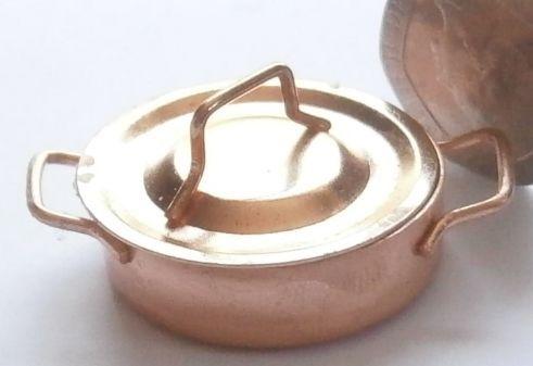 Copper Casserole - Small