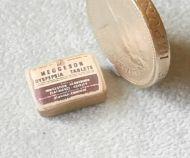 Tin of Meggeson Dyspepsia Tablets