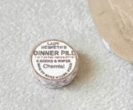Lady Hesketh's Dinner Pills