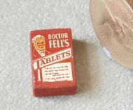 Doctor Fell's Tablets